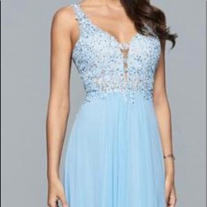 Faviana Prom Dress New with Tags